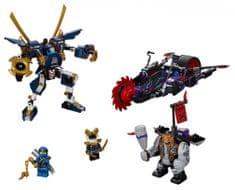LEGO NINJAGO™ 70642 Killow kontra Samuraj X
