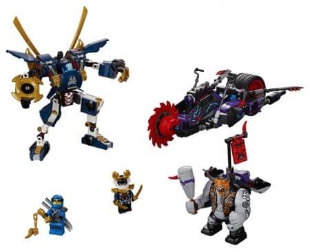 LEGO NINJAGO 70642 Killow proti Samuraiju X