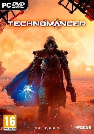 Focus Technomancer (PC)