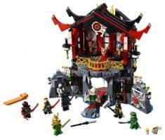 LEGO NINJAGO™ 70643 Świątynia Wskrzeszenia