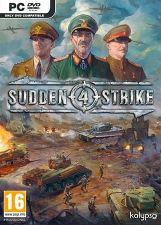 Kalypso Sudden Strike 4 (PC)