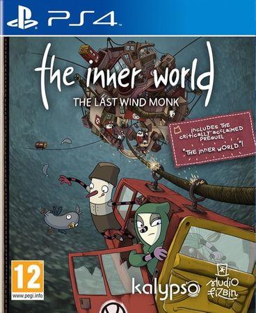 Kalypso igra The Inner World of The Last Wind Monk (PS4)