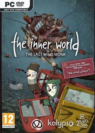 Kalypso The Inner World: The Last Wind Monk (PC)