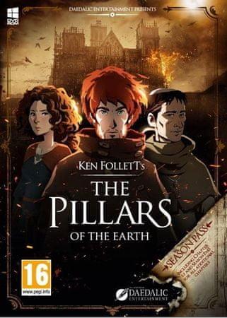 Kalypso The Pillars Of The Earth (PC)