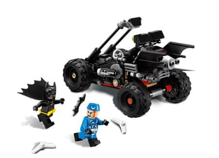 LEGO Batman Movie 70918 Puščavski Batbagi