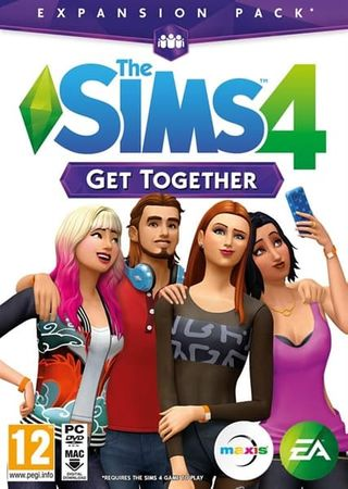 EA Games The SIMS: Get Together (PC)