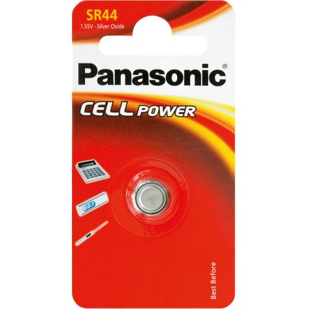 Panasonic baterije Cell Power Ag 357/SR44/V357 1BP
