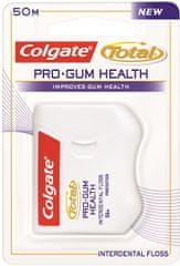 Colgate Dentální nit Total Pro Gum Health 50 m
