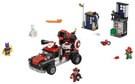 LEGO Batman Movie 70921 Harley Quinn™ a útok delovou guľou