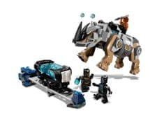 LEGO Super Heroes 76099 Rhinov spopad pri rudniku