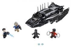 LEGO Super Heroes 76100 A fekete párduc vadászrepülőgép támadása