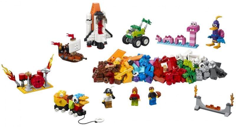 LEGO® 10405 Mise na Mars