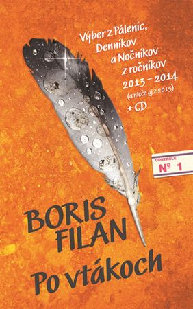 Filan Boris: Po vtákoch + CD