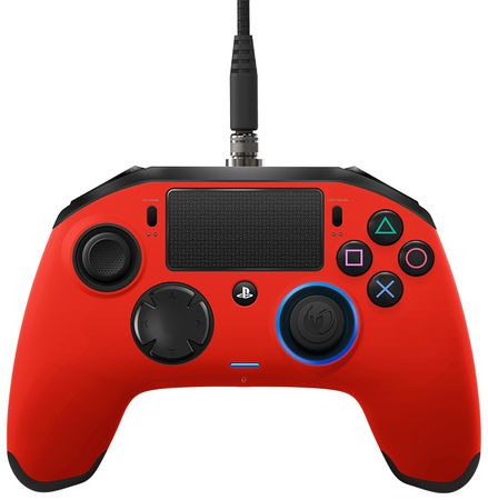 Nacon igralni plošček PS4 Revolution Pro, rdeč