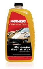 Mothers šampon Carnauba Wash & Wax, 1892 ml