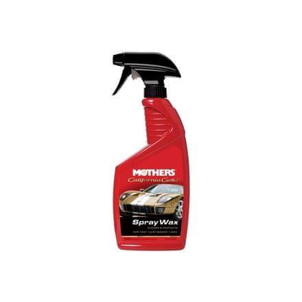 Mothers sredstvo za čiščenje in povečevanje sijaja Spray Wax, 710 ml