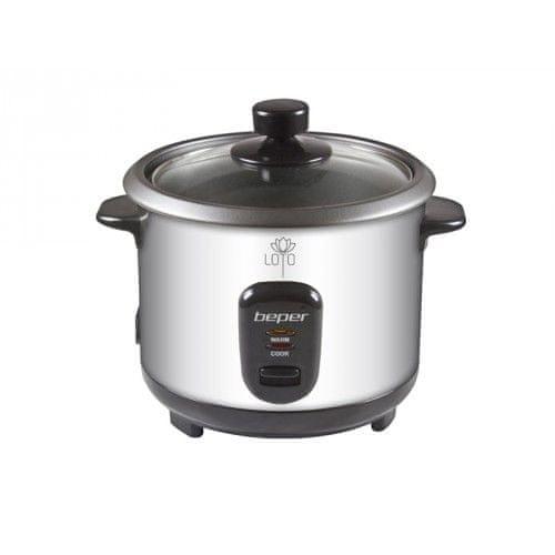 Beper 90550 parní vařič a rýžovar