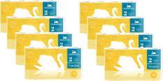Harmony Toaletný papier Comfort 2-vrstvový 8 x 8 kotúčov