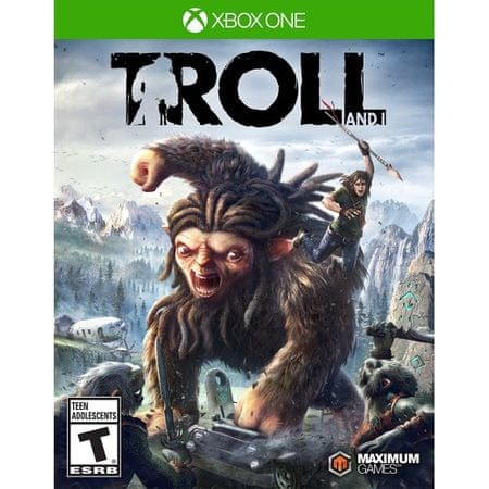 Maximum Games Troll and I (XBOX One)