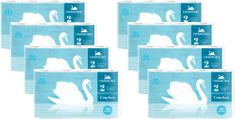 Harmony Toaletní papír Comfort Blue 2-vrstvý 8 x 8 rolí