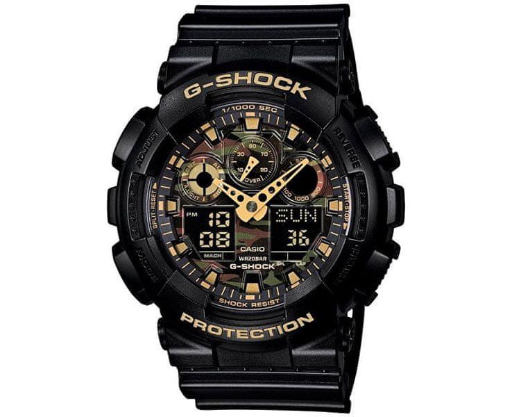 Casio The G/G-SHOCK GA 100CF-1A9