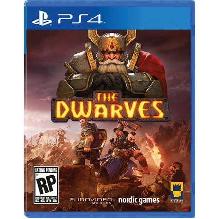 Nordic Games The Dwarves (PS4)