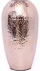 Sifcon Váza 33cm, měděná barva