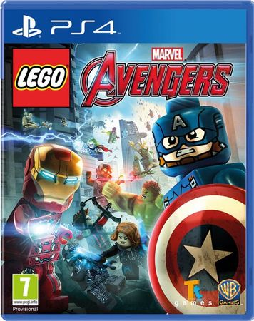 Warner Bros Lego: Marvel's Avengers (PS4)