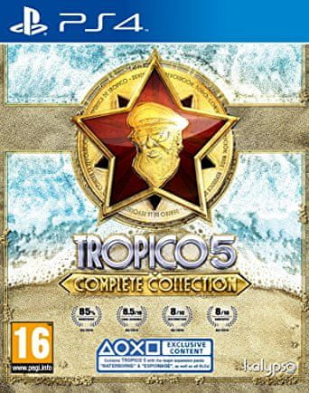Kalypso Tropico 5: Complete Collection (PS4)