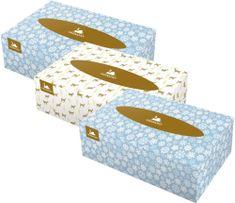 Harmony Universal papírové kapesníčky 2-vrstvé 3 x 150 ks