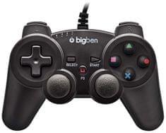 Bigben igralni plošček PS3PAD, črn