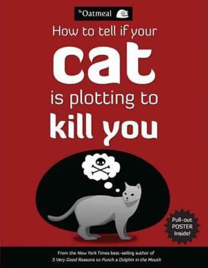 Inman Matthew: How to Tell If Your Cat is Plotting to Kill You
