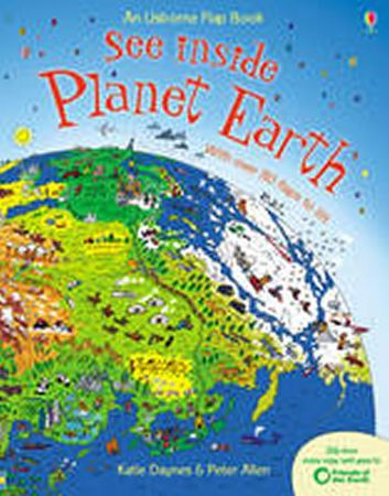 Daynes Katie: See Inside Planet Earth