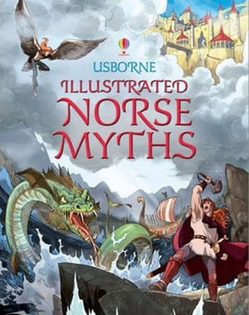 Frith Alex: Illiustrated Norse Myths