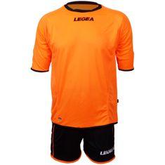 LEGEA komplet Cartagena reflexní oranžový