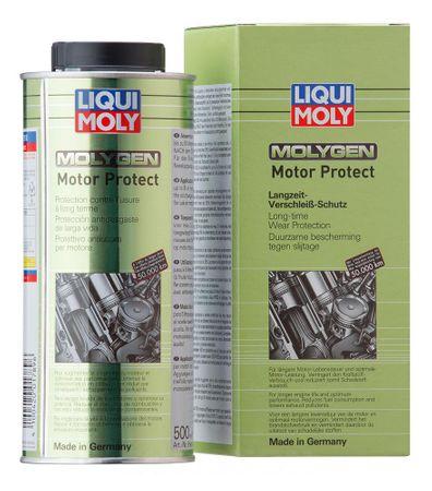Liqui Moly dodatek za zaščito motorja Molygen Motor Protect, 500 ml