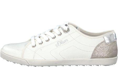 s.Oliver tenisówki damskie 36 białe