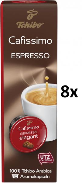 Tchibo Cafissimo Espresso Elegant Aroma, 8x10 kapslí