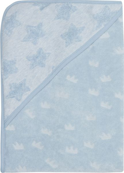Bebe-jou Ručník s kapucí froté Fabulouss Frosted Blue
