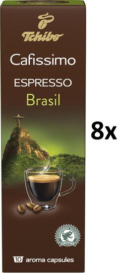 Tchibo Cafissimo Espresso Brazil 8x10 kapslí