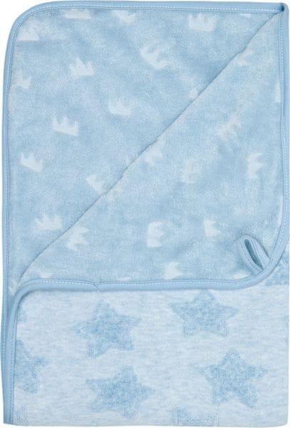 Bebe-jou Multifunkční pléd Fabulous Frosted Blue