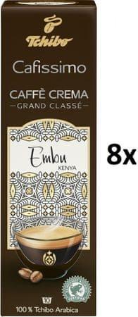 Tchibo Cafissimo Grand Classé Embu Kenya - limitovaná edice, 8x10 kapslí