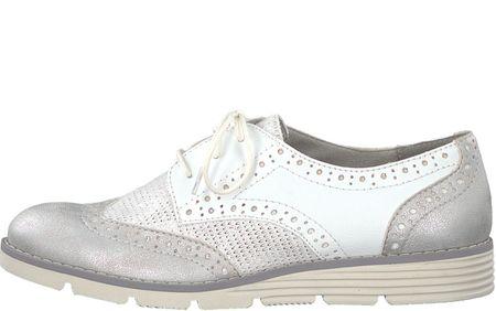 s.Oliver női cipő 38 fehér