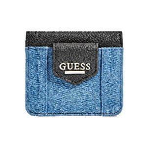 Guess Peněženka Lexa Wallet Blue