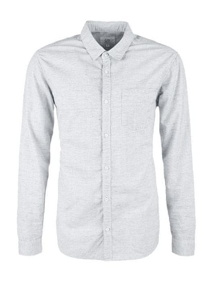 s.Oliver pánská košile XL šedá