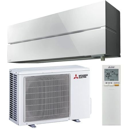 Mitsubishi klimatska naprava MSZ-LN25VGW/MUZ-LN25VG