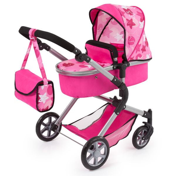 Bayer Design Dětský Kočárek City Neo světle růžová