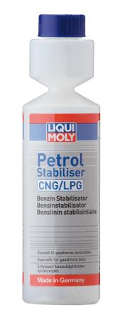 Liqui Moly sredstvo za zaščito motorja Benzin-Stabilisator CNG/LPG, 250 ml