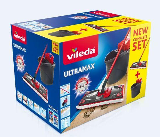 Vileda čistilni set Ultramax box