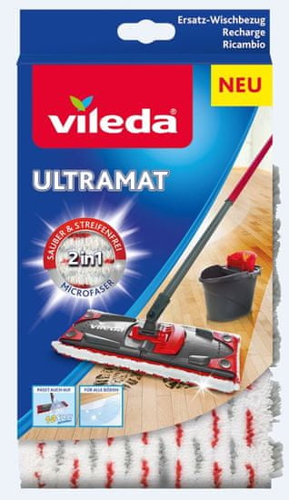 Vileda prevleka za mokro čiščenje Ultramax